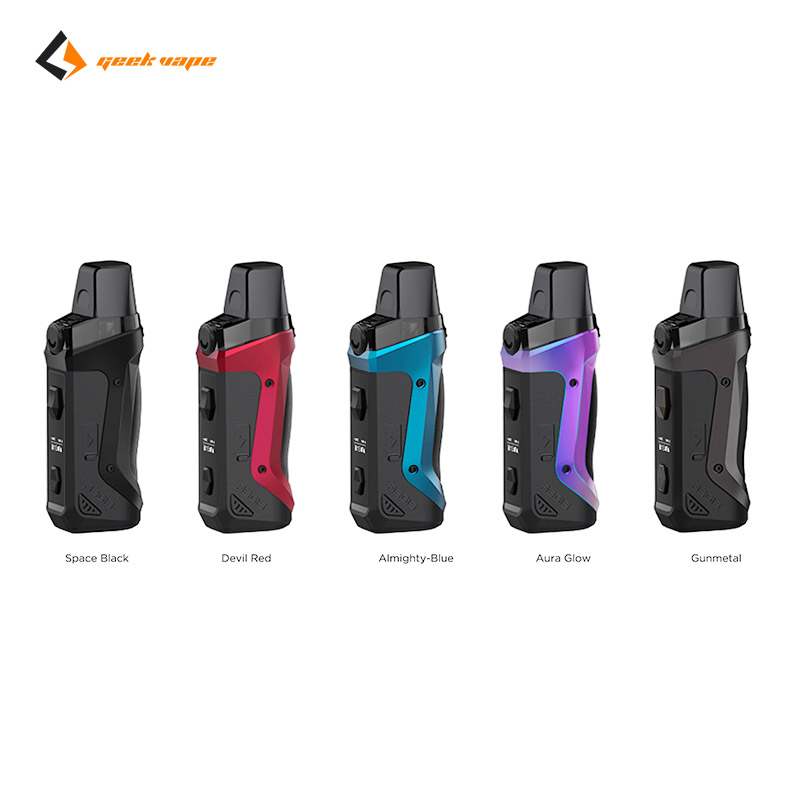 In Stock! Geekvape Aegis Boost Pod Kit Built-in 1500mah Battery With 3.7ml Vape Cartridge MTL DTL Vaping Kit Vs Vinci