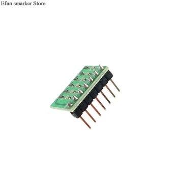 Placa de módulo LED rojo de 3-12V para MCU, placa de expansión para pan Zigbee CC2530 NRF24LE1 STM8 Xilinx Altera Lattice Actel FPGA CPLD