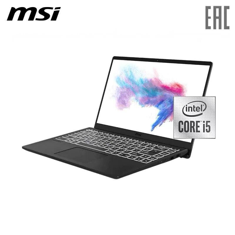 Ноутбук MSI Modern 14 B10MW-039XRU 14.0