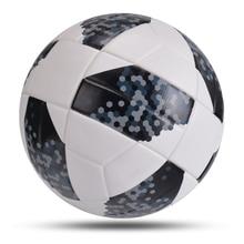 цена Official Size 4 Size 5 Football Ball Soft PU Soccer Goal Team Match Football Sports Training Balls League futbol futebol voetbal онлайн в 2017 году