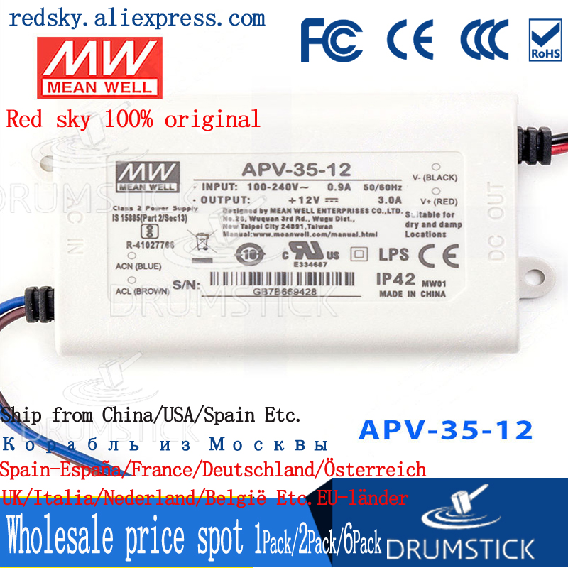 36W 12V 3A Single Output Switching LED Power Supply