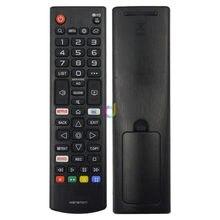 Akb75675311 controle remoto com netflix prime vídeo aplicações para lg 2019 smart tv um sm modelos fernbedienung akb75675301 akb75675304