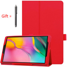 Case Tablet-Cover T515 SM-T510 Samsung Galaxy for Tab-A Gift A6