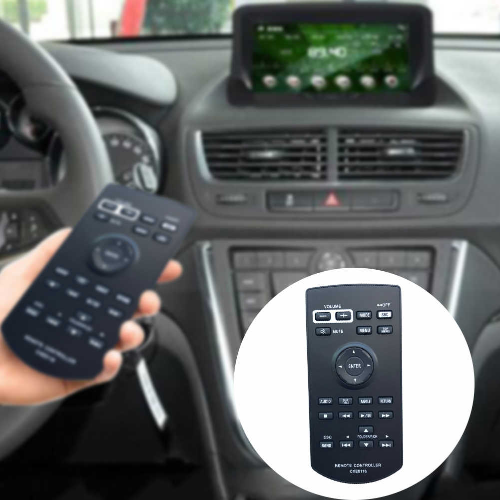 Accessaries Digital Auto CXE5116 Car Wireless Mini Professional Radio Audio CD Remote Control ABS Stereo DVD For Select