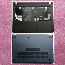 New case cover for Lenovo ideapad 100-14 100-14IBY Palmrest Cover Upper+ Bottom Base Cover new palmrest upper case cover for lenovo ideapad y570 ap0hb000600 with touchpad c shell