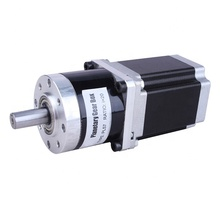 Geared reducer stepper motor nema 24 with planetary gearbox 57mm planetary gearbox geared stepper motor ratio 10 1 nema23 l 56mm 3a