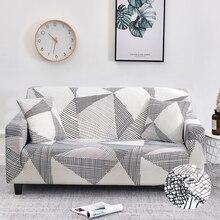 Stretch Sofa Cover Set 1/2/3/4 Zits Elastische Couch Cover Sofa Covers Voor Woonkamer Huisdieren Hoes stoel Sofa Handdoek Funda Sofa