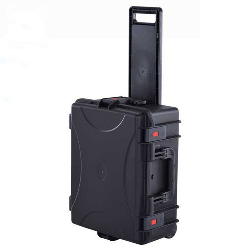 Suitcase Tool case toolbox trolley Impact resistant sealed waterproof camera Equipment box Luggage with pre-cut foam Travel bag