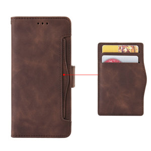 Image 2 - Leather Wallet Removable Card Slot Phone Shell for OPPO Realme 6 Pro Flip Case Realme 6i 6s 6Pro Luxury Case Real Me 6 i 6 s i6