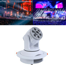 цена на Honhill Professional Led DMX Stage Light 2 In 1 LED Moving Head SPOT / WASH Washlight Gobo DMX RGBW Stage Light Club