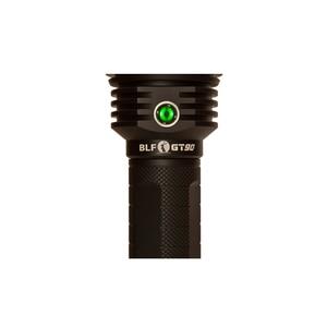 Image 2 - LUMINTOP BLF GT90 Super miotacz latarka SBT90.2 5700K LED 7000 lumenów wiązka rzut 2720 metr reflektor Outdoor Sports latarka