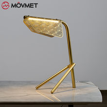 Лампы для гостиной настольная лампа прикроватная чтения украшение