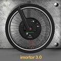 Kit de conversión de bicicleta eléctrica 36V 350W rueda delantera Imortor todo en uno Kit de Imortor con 24 26 700C 29 Rueda de bicicleta eléctrica de Motor delantero