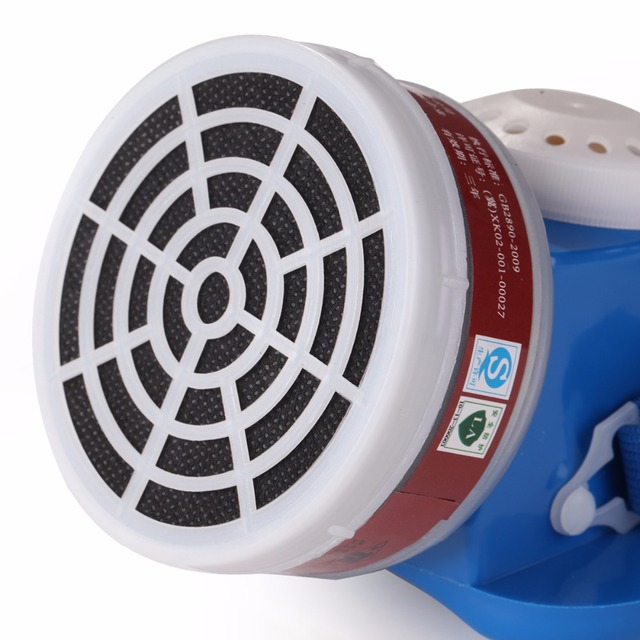 Self-priming Filter Antivirus High Quality Gas Face safety Security protect Respirator Antivirus Protect Mask Prevent Harmful Ga 3