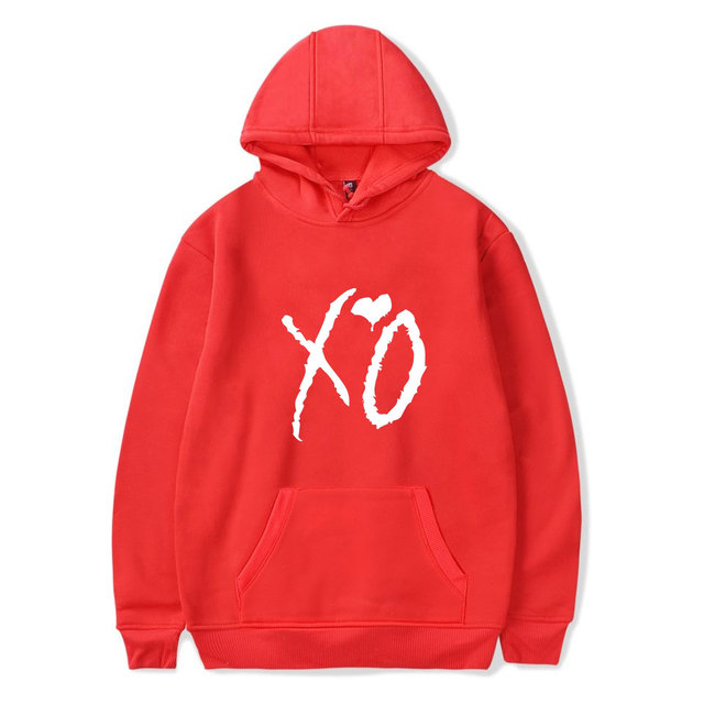 THE WEEKND THEMED HOODIE (6 VARIAN)
