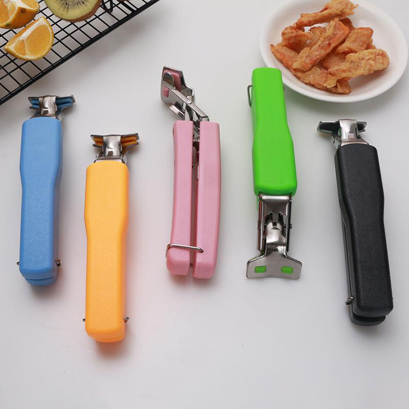 Casa cozinha tigela placa clipe tigela prato titular pote portador grampo abs lidar com proteger ferramentas de cozinha gadgets