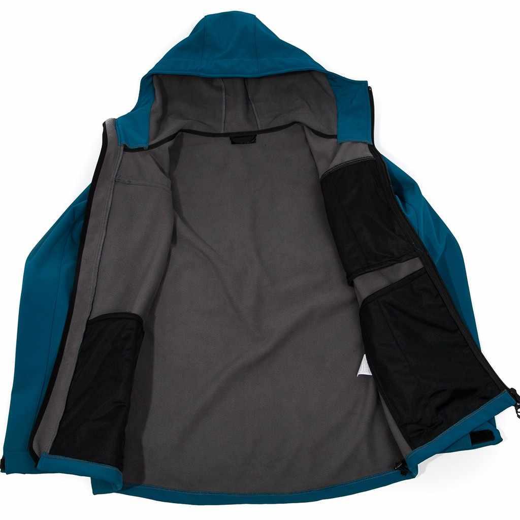 Męska kurtka Softshell wiosna/jesień wiatrówka wspinaczka/Trekking męska płaszcz Outdoor wodoodporne kurtki turystyczne męska wiatrówka
