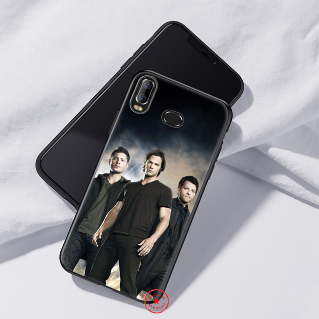 Supernatural Soft Case for Samsung Galaxy Models