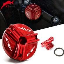 M20 * 2.5 Motorcycle Oil Filler Cap Ficha Para Honda CRF 250 CRF 450 R CRF250X 450R 450X CRF450R CRF250R CRF450X CRF150R CRF230F