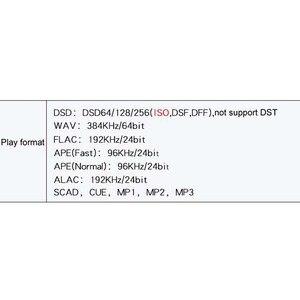 Image 5 - Moonlight Z6 PRO Z6pro DSD256 ES9018Q2C DAC sound card Dual Core CPU OTG TFT LCD Hifi Music mp3 Player D1 006