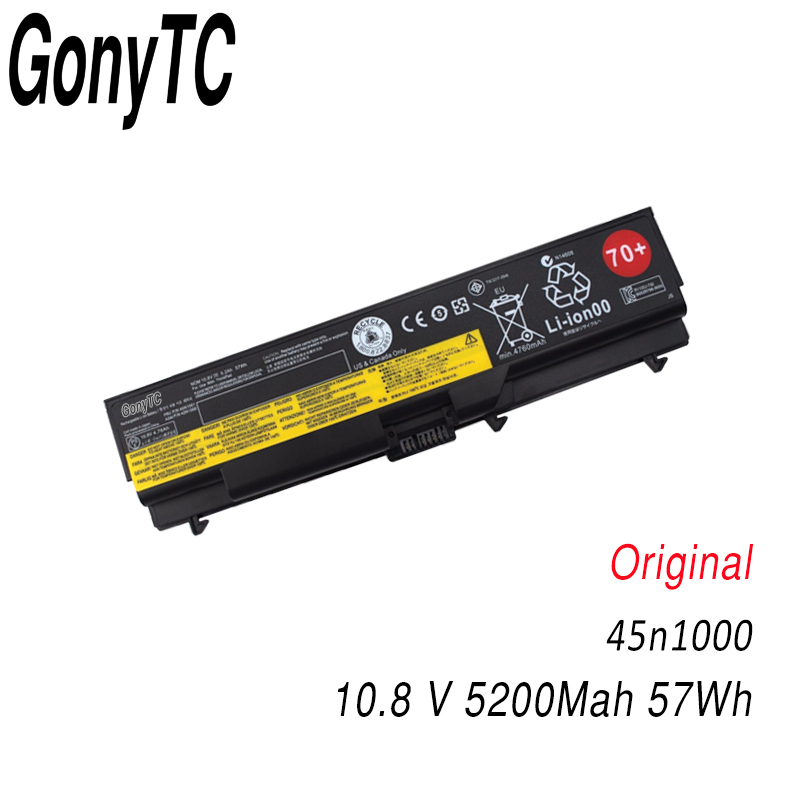 New Original 70+ Laptop <font><b>battery</b></font> for <font><b>LENOVO</b></font> ThinkPad T430 T430i T530 T530i <font><b>L430</b></font> L530 W530 45n1000 E40 E420 SL410 SL510 T410 L520 image