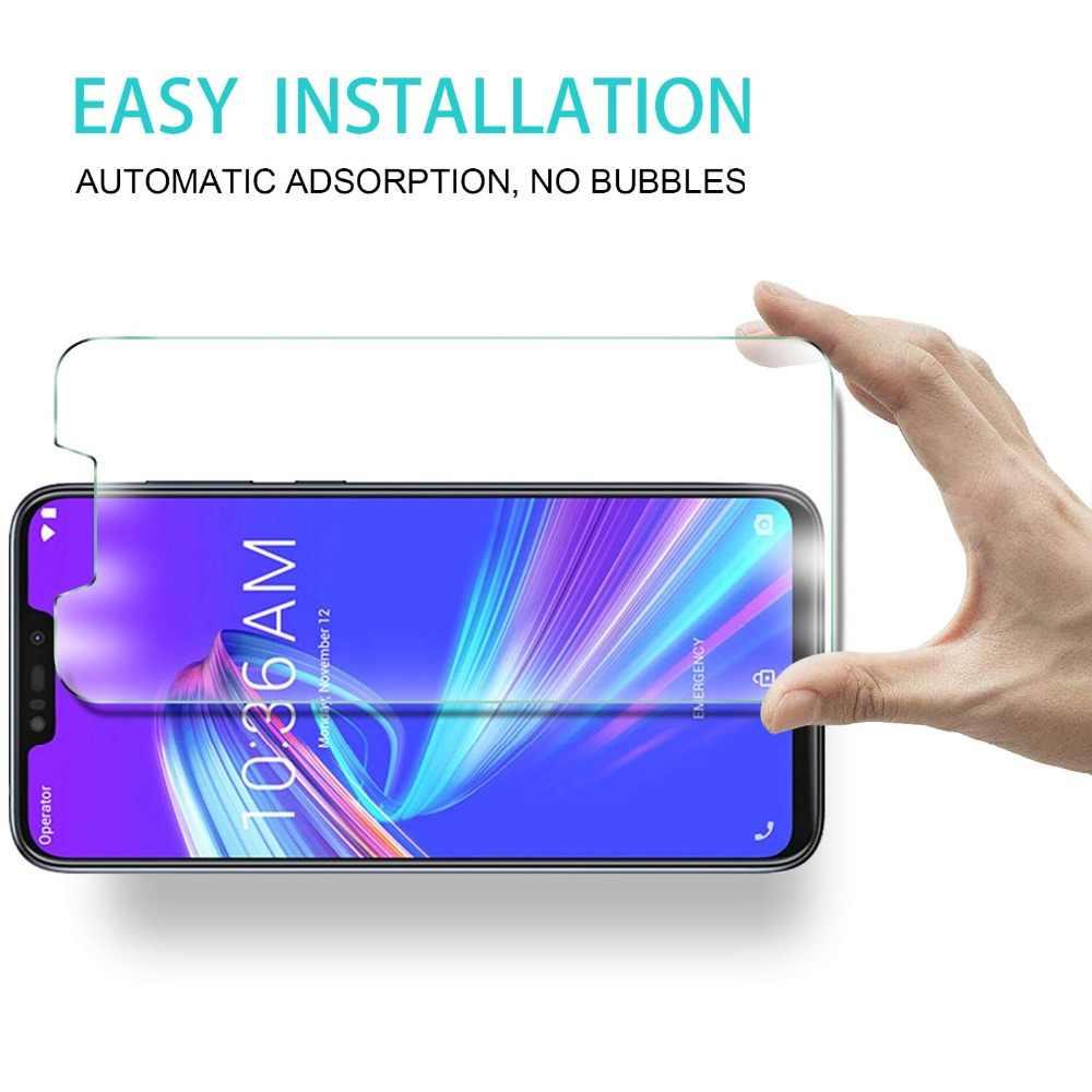 Protector de pantalla 9H 2.5D para ASUS Zenfone Max M2 ZB633KL vidrio templado para Asus ZenFone Max Pro M2 ZB631KL película protectora