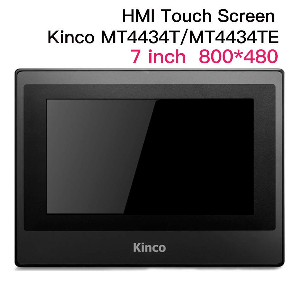 7'' Inch Kinco MT4434T MT4434TE HMI Touch Screen Green GL070 GL070E 800*480 Ethernet Port Human Machine Interface Touch Panel