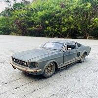 Maisto 1:24 Alten 1967 Ford Mustang GT simulation legierung auto modell handwerk dekoration sammlung spielzeug werkzeuge geschenk