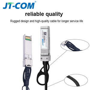 Image 5 - 10Gb SFP+ DAC Twinax Cable, Passive, Compatible with Cisco SFP H10GB CU2M, Ubiquiti, Intel, Mikrotik, Netgear, D Link, 1m,2m,5m