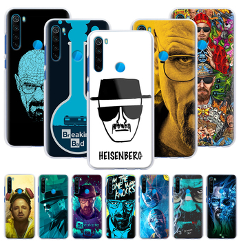 Breaking Bad Chemistry Walte Hard Case for Xiaomi Redmi Note 6 7 8 Pro 8T 9S 9 Pro 6A 7A 8A K20 K30 Pro Phone Cover Capa image