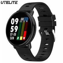 UTELITE K1 Smart Watch Men Full Touch Screen 3D UI IP68 Waterproof Heart Rate Monitoring Fitness Tracker for Xiaomi Apple Phone