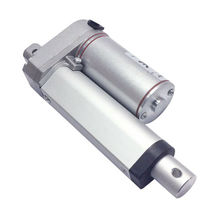 цена на Stroke 50mm 2 Electric Linear Actuator DC 12V 100N High Speed 50mm/s