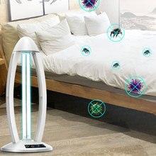 цена на 38W High Ozone UV Disinfection lamp 110V 220V Household Ultraviolet Lamps UVC Germicidal Light Sterilizing Lights
