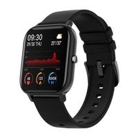 Smart Watch per uomo Health Fitness Tracker modalità multi-sport Full Touch pressione sanguigna per iOS Android watch Men curren