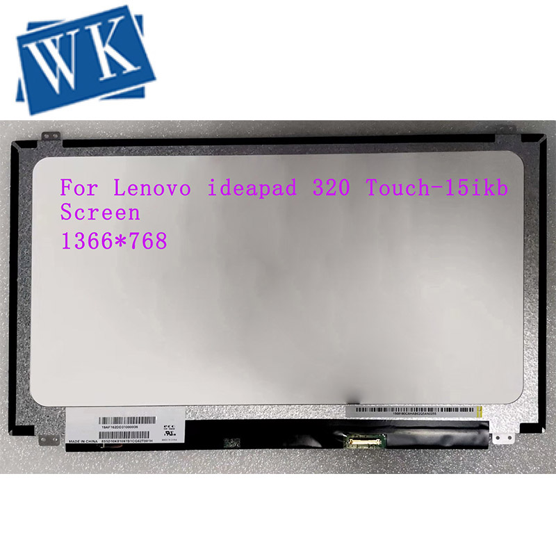"15.6/""Touch Screen Digitizer Glass Front Panel for Lenovo Yoga 720 15 Without LCD"