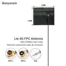 10 дБи ipex lte 4g pfc антенна 698 2700 МГц гибкая внутренняя