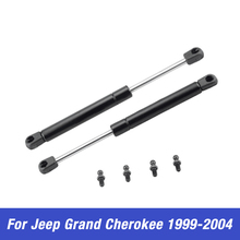 Lift Support Rod Shock Spring Strut 2PCS Arm Damper For Jeep Grand Cherokee 1999 2000 2001 2002 2003 2004 PM1074