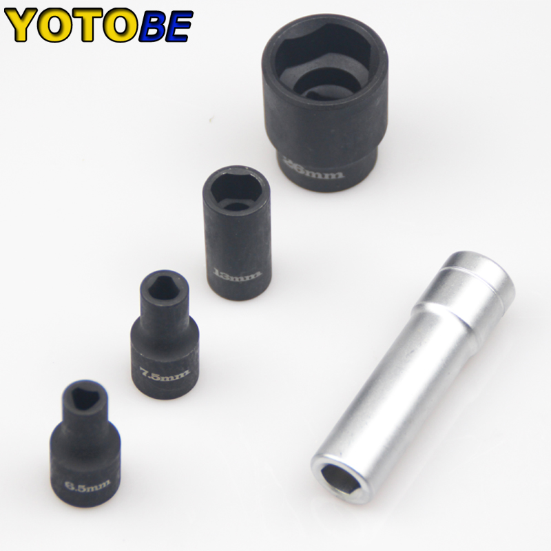 5pcs Socket Set For Bosch Pump Fuel Injection Pump Tool Set For Volkswagen AUDI SKODA SEAT TDI