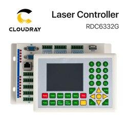 Cloudray Ruida RD RDC6332G 6332M Co2 лазерный контроллер DSP для лазерной гравировальная и режущая машина RDC DSP 6332G 6332M