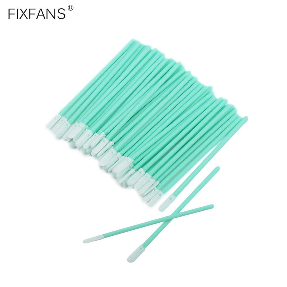 FIXFANS Microfiber Cloth Cleaning Stick Phone Charging Port & Earphone Jack Cleaner Tools For IPhone Samsung Android Smartphone