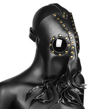 Adults Steampunk Funny Octopus Devil Halloween Cosplay Mask Women Men Carnival Party Club Role Playing Face Masks Cos Props