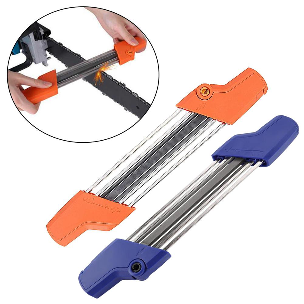 Knife Sharpener Portable Chainsaw Sharpener Electric Chain Sharpening Kit Hardware Abrasive Tools