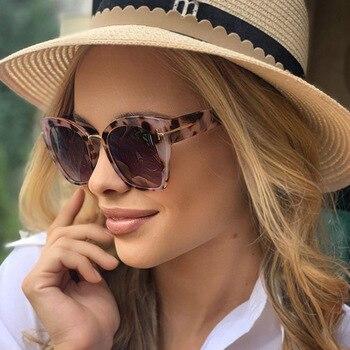 classic Design Cat Eye Shades Sunglasses Women
