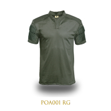 Tactical T-Shirt Outdoor Solid Color Quick drying T-shirt Summer Short Sleeve