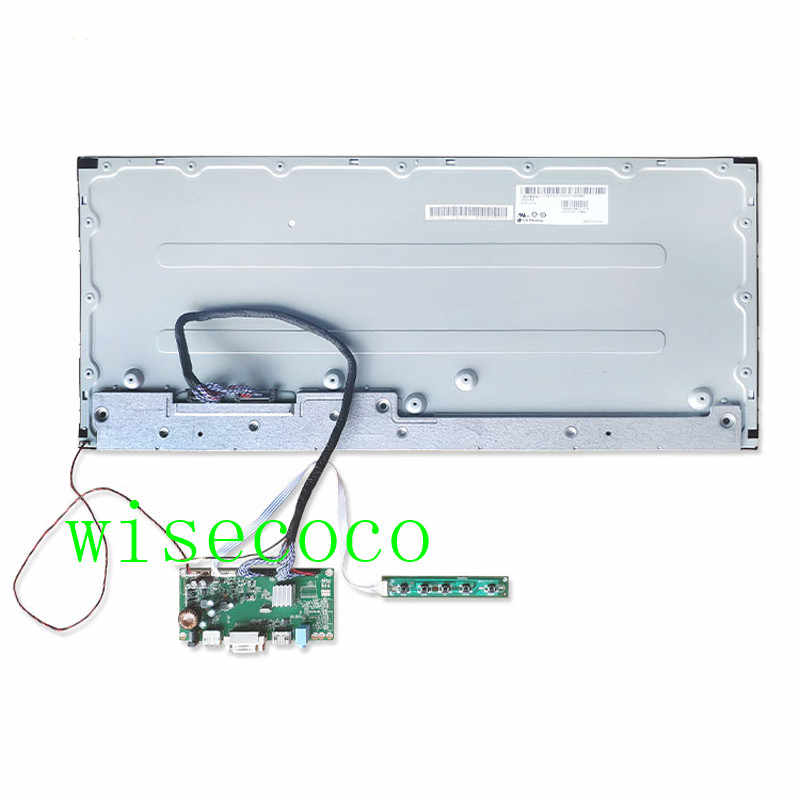 25 Inch 2560*1080 Lcd-scherm Panel Monitor Lcd Dp Hdmi 91 Pins Controller Driver Board Monitor