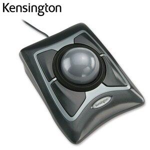 Оригинальная Проводная Оптическая USB мышь для слежения, с кольцом для прокрутки, большим шариком для autocam/PS K64325