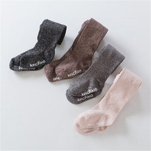 Lawadka Spring Autumn Tights for Girls Solid Fashion Kids Boy Girl Tight Cotton Children Pantyhose Clothes Accessories 2020 New