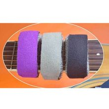 Guitar Fretwraps Strings Mute Muter Fretboard Muting Wraps for Normal 6/7 String Guitars Basses guitar fretwraps tool instruments fingerboard string bass adjustable mute damper portable assistant soft practical accessories