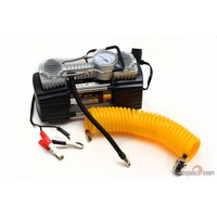 Car compressor R 17 55L/min Service Key 75572 car air compressor for car motorcycle bike