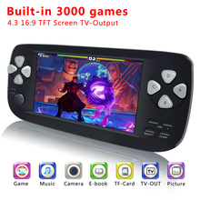 ANBERNIC Portable Handheld Game Console 64Bit Flash Video Juego Video Game Console PAP KIII/K3 Plus Children Gift 07 Retro game 64bit game command